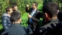 Seminario de cítricos con agricultores y agrónomos en Argelia