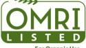 En Tradecorp trabajamos con productos certificados en agricultura ecológica.
