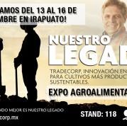 Tradecorp en la Expo Agro Alimentaria2018