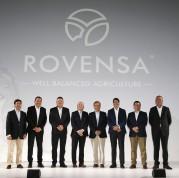 """SAPEC AGRO BUSINESS SE CONVIERTE EN ROVENSA """"Agricultura Equilibrada"""""""