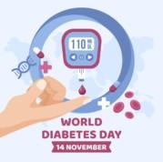 Día internacional de la diabetes: un momento para reflexionar sobre una alimentación saludable